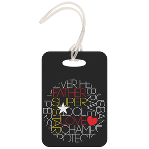 Father Super - Luggage Tag