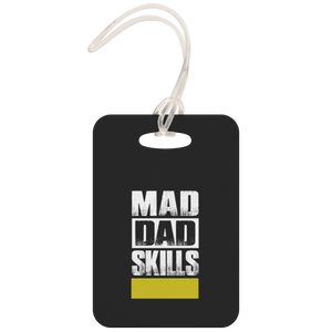 Mad Dad Skills - Luggage Tag