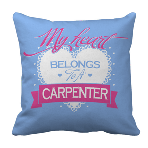 Limited Edition - My Heart Belongs to A Carpenter