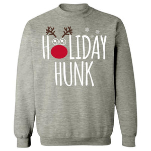 Holiday Hunk Christmas - Sweatshirt