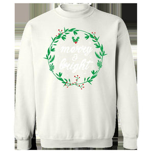 Merry and Bright-FA - Sweatshirt