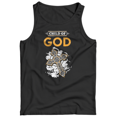 PT Tank Top Tank Top / Black / S Child Of God (Tank Top)