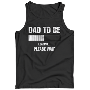 PT Tank Top Tank Top / Black / S Dad To Be Loading (Tank Top)