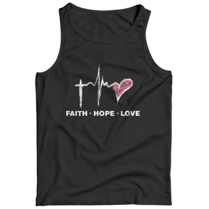 Faith Hope Love (Tank Top)