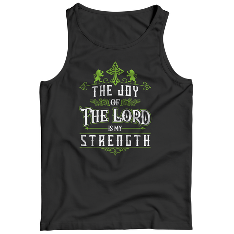 PT Tank Top Tank Top / Black / S The Joy Of The Lord (Tank Top)