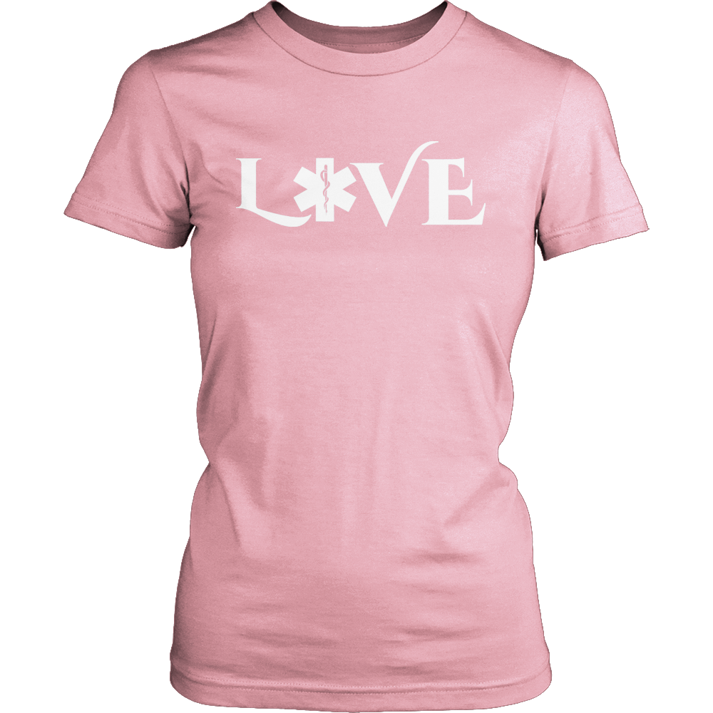 PT Unisex Shirt Ladies Classic Shirt / Pink / S Limited Edition - EMS Love-across