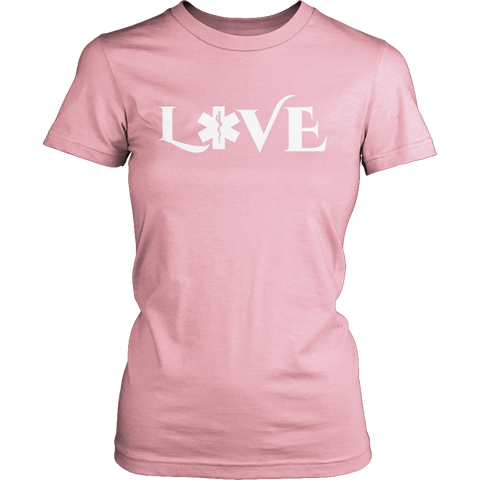 Image of PT Unisex Shirt Ladies Classic Shirt / Pink / S Limited Edition - EMS Love-across