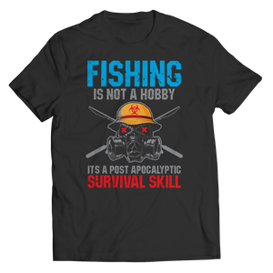 PT Unisex Shirt Unisex Shirt / Black / 5XL Fishing Is Not A Hobby (Unisex Tee)