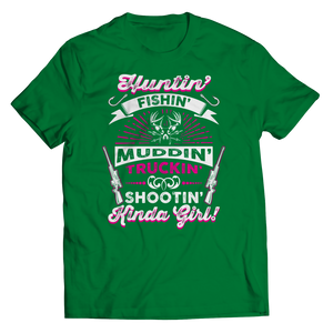 Outdoor Kinda Girl (Unisex Tee)