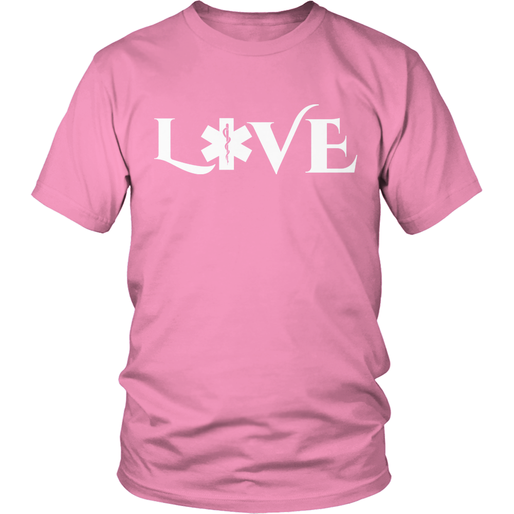 PT Unisex Shirt Unisex Shirt / Pink / S Limited Edition - EMS Love-across
