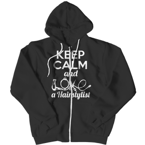 PT Zipper Hoodie Zipper Hoodie / Black / L Limited Edition - Love a Hairstylist (Zipper Hoodie)