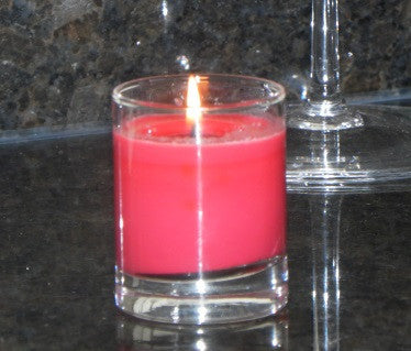 Votive and Votive Refill Candle Tutorial