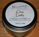 Chai Latte ~ Large 2 Wick Tin