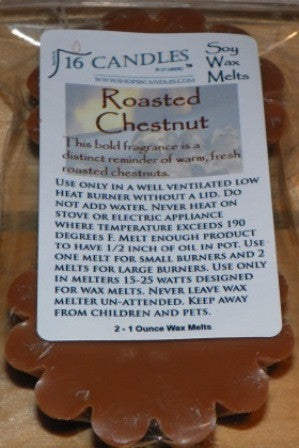Roasted Chestnuts ~ Scented Wax Melts