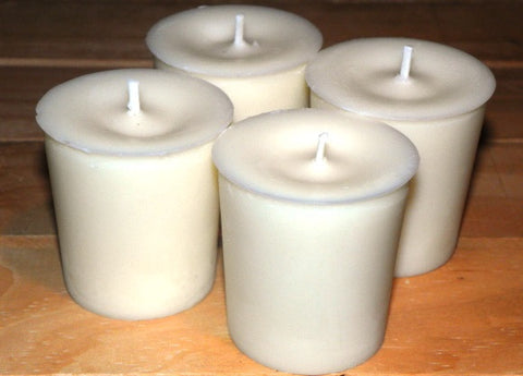 Natural Dye Free 15 Hour Votive Candles