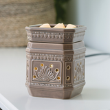 Deco ~ 17 Watt 2 in 1 Flickering Fragrance Warmer