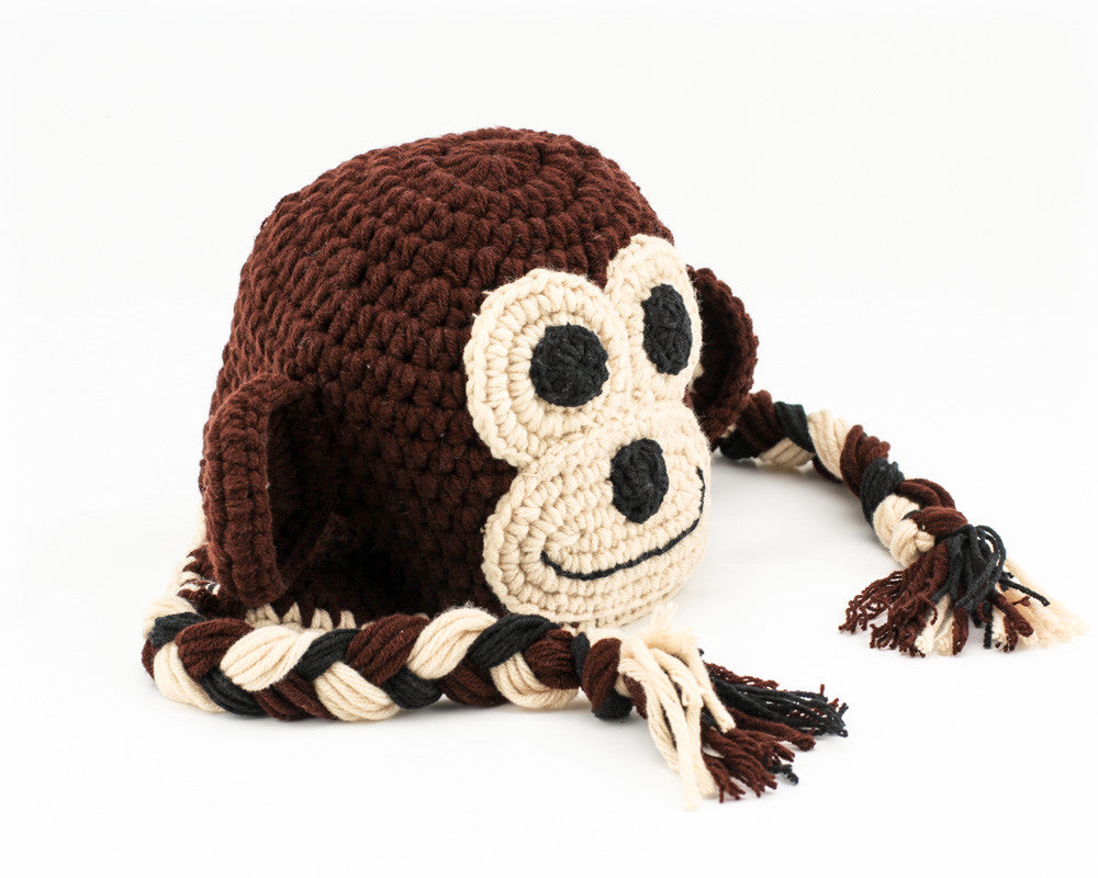 Monkey Beanie - Side