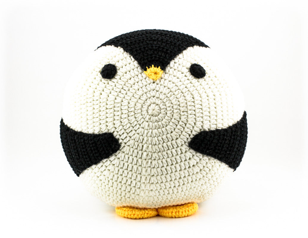 Penguin Cushion - Front