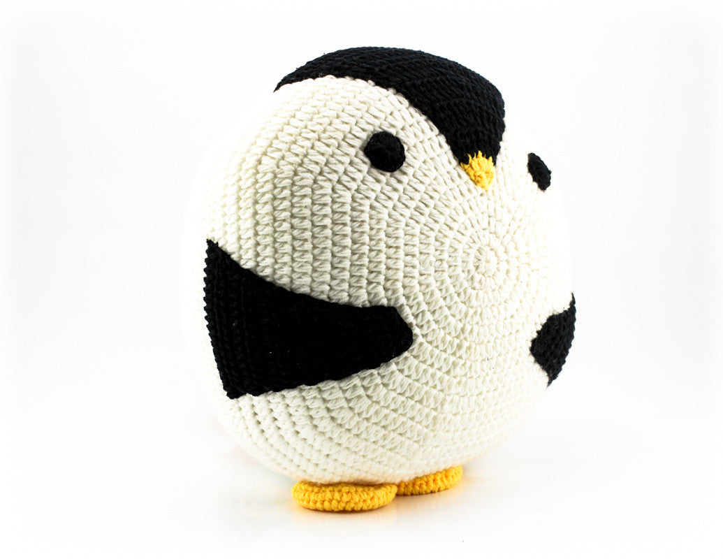 Penguin Cushion - Side