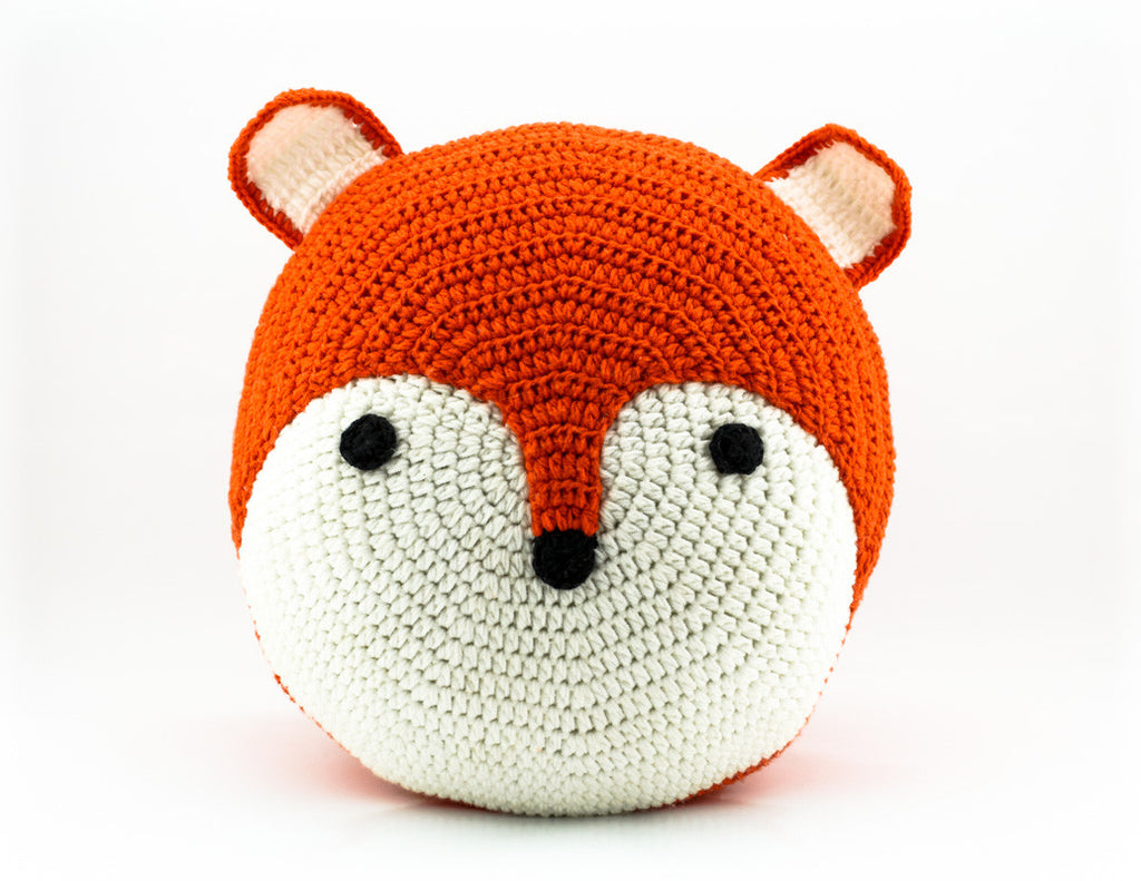 Fox Cushion - Front