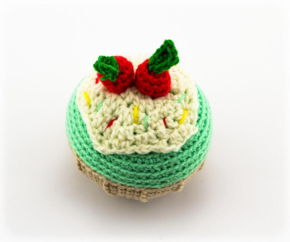 Cup Cake Green - Top