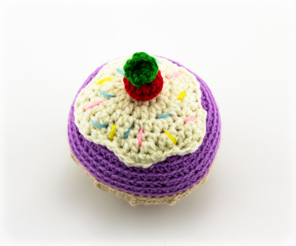 Cup Cake Purple - Top