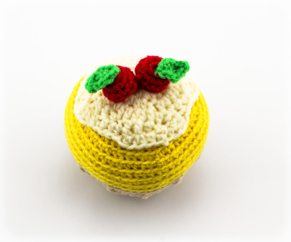 Cup Cake Yellow - Top