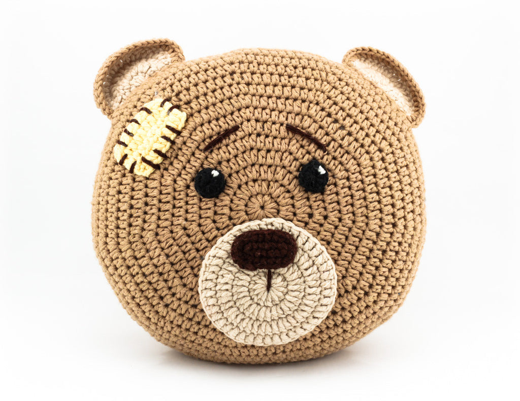 Bear Cushion - Front