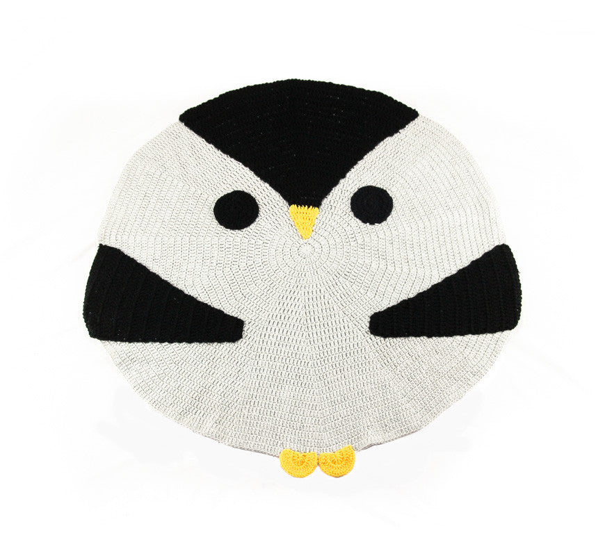 Penguin Rug - Full