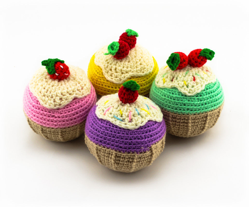 Cup Cakes set of 4