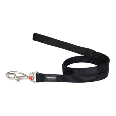 Red Dingo Classic Leash - Red