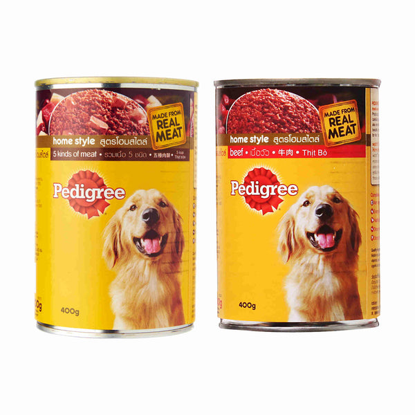 Pedigree Homestyle Wet Dog Food