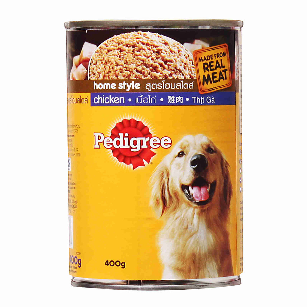 Pedigree Wet Dog Food Chicken