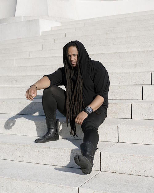 Hieroglyphic Being Wants You to Know About the Racist Undertones of 90s Rave Nostalgia