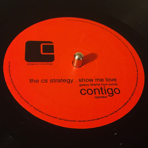 "EGC-4002 VA : The CS Strategy 12"" EP"