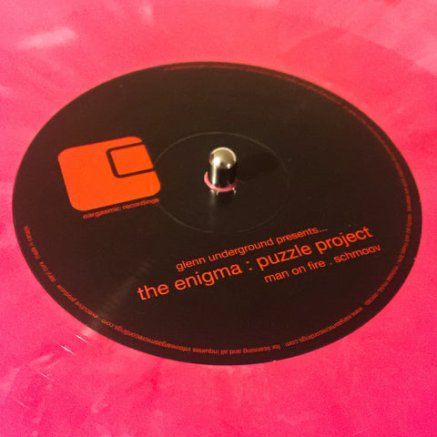 EGC-4008 The Enigma : Puzzle Project 12""