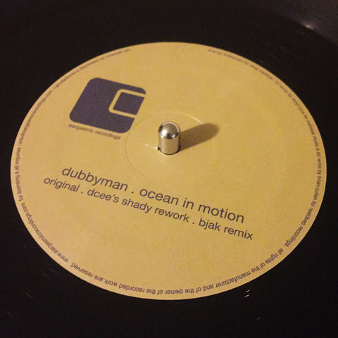 EGC-4014 Dubbyman : Ocean in Motion 12""