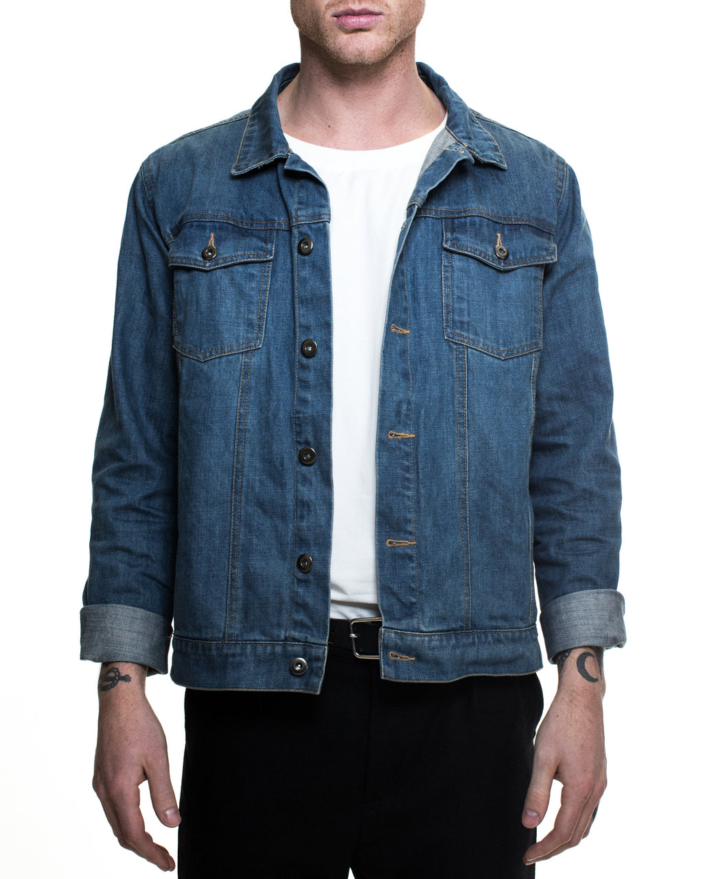 Blue Valentine Denim Jacket