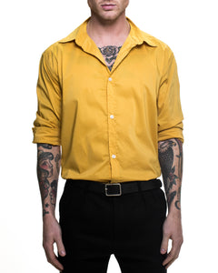 Curtis Long-Sleeve Shirt - Yellow