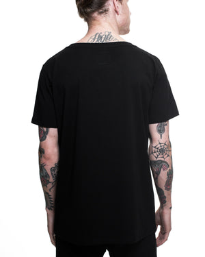 Marr T-Shirt - Black