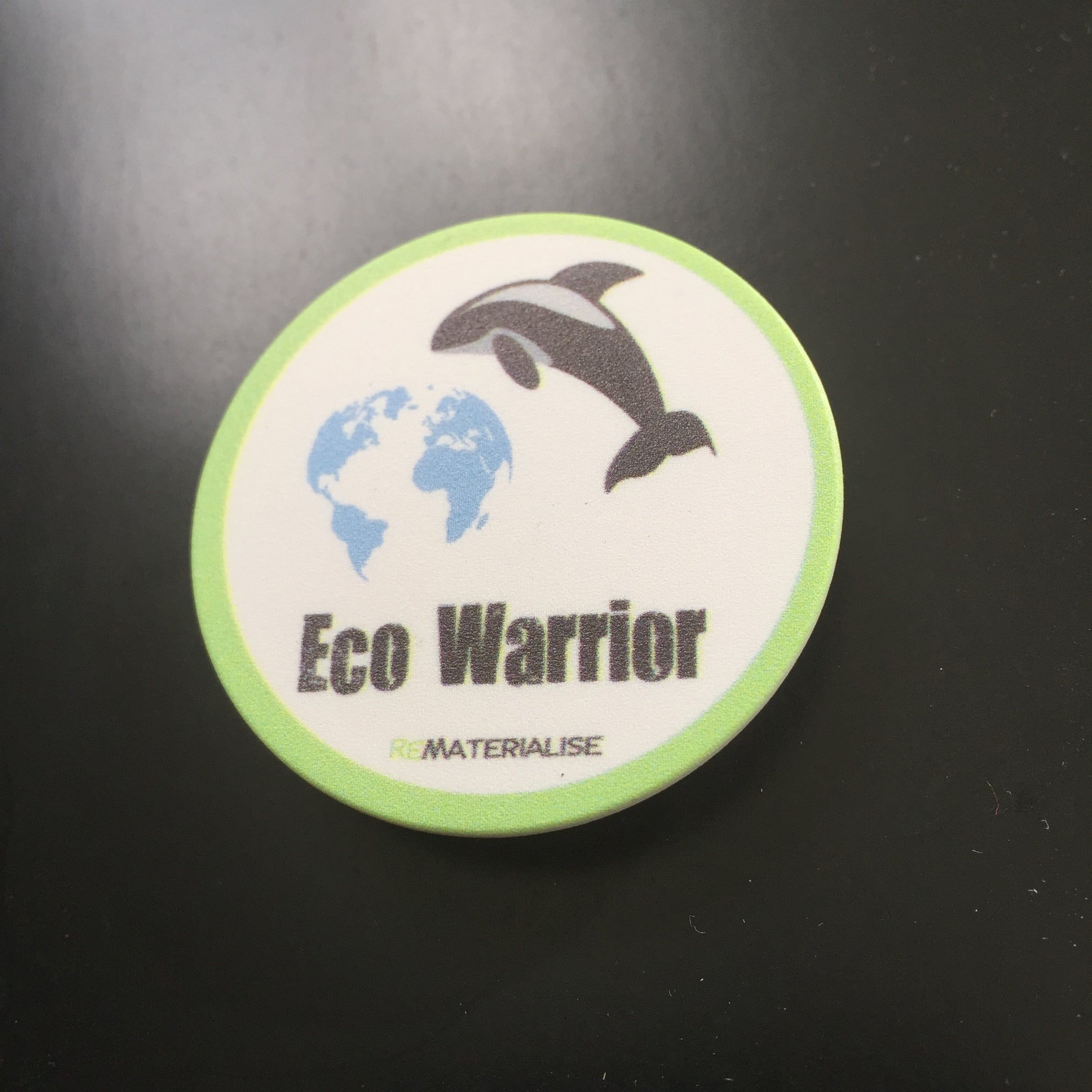 Eco Warrior Pop Socket