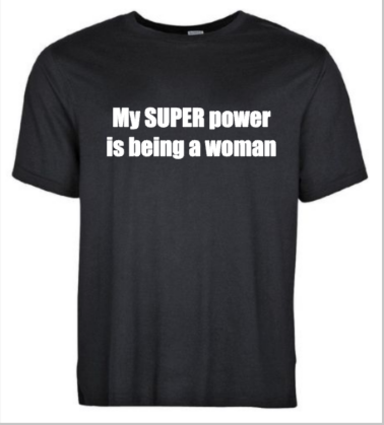 My Super hero power is T-shirt