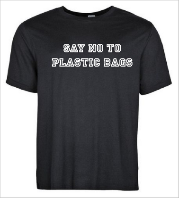 Say NO to plastic bags Tshirt
