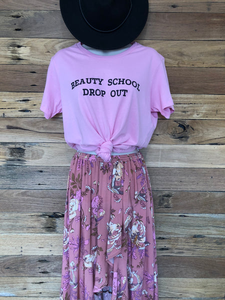 T&T Beauty School Drop Out Tee