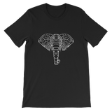 Black Elephant T Shirt