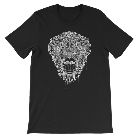 Black Monkey T Shirt