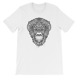 White Monkey T Shirt