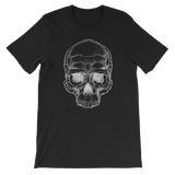 Copy of Black Bio Mechaniskull T Shirt
