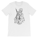 White Monkey King T Shirt