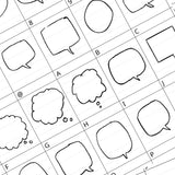 Oksdingtings  Cartoon  Character Font Pack.